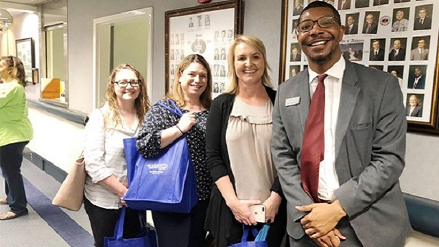 Alabama Partnership for Children joins hands for Week of the Young Child
