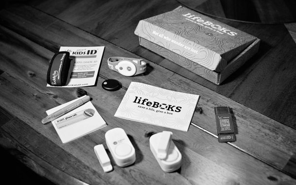 KultureCity's lifeBOKS has tools to help keep track of those with sensory needs. (KultureCity)