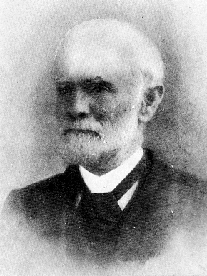 Horace Ware (1812-1890) was a pioneer of Alabama's iron industry. He built the first rolling mill and permanent iron works in the state. Ware's Shelby Iron Works supplied armor plating to the Confederate Navy during the Civil War. (From Encyclopedia of Alabama, courtesy of Alabama Department of Archives and History)
