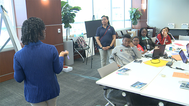 Hackathon teaches students innovative problem-solving skills
