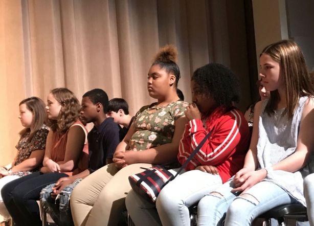 The jury listened carefully. (Donna Cope/Alabama NewsCenter)
