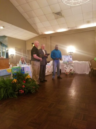Keep Etowah Beautiful recently honored several Alabama Power employees with awards during the organization's annual awards ceremony. (Alabama NewsCenter staff)