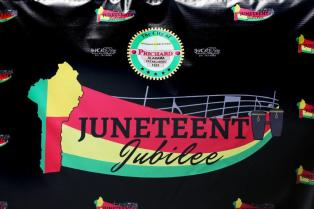 The city of Prichard held its Juneteenth celebration June 12-17. (Mike Kittrell / Alabama NewsCenter)