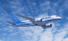 Air Lease Corporation's letter of intent for 100 Airbus aircraft includes 50 of the A220-300 version, which was specifically designed and purpose-built for the 120-160 seat market. (Airbus)
