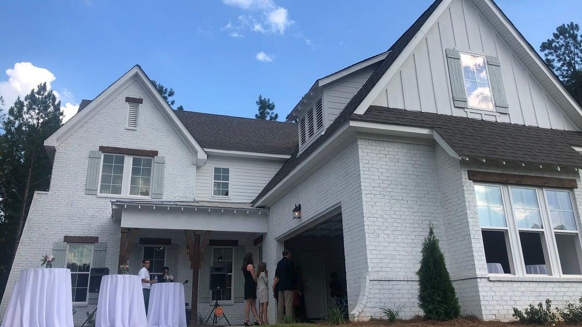 Chamber event features Auburn's first Smart Neighborhood build