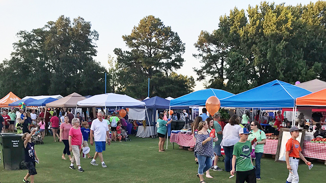 Summer starts at the Chilton County Peach Festival in Can't Miss Alabama