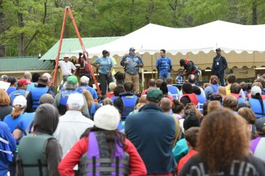 Renew Our Rivers celebrates 20 years of volunteer-led cleanups on Alabama lakes and rivers. (file)