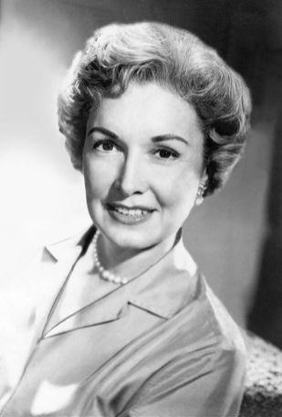 Portrait of Gail Patrick, 1961. (United Press International, Wikipedia)