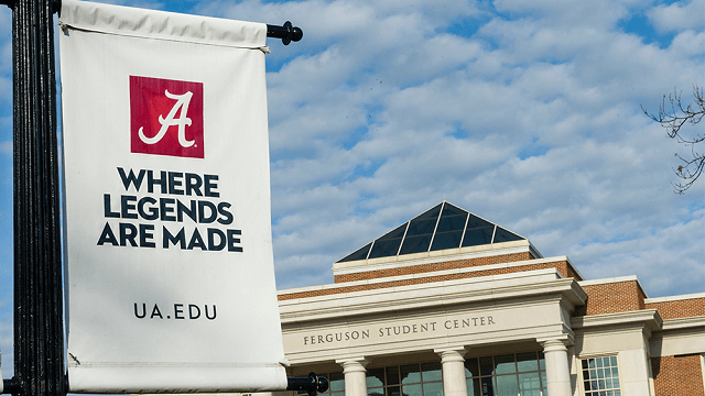 University of Alabama's 'Legends' named top ad campaign in international competition