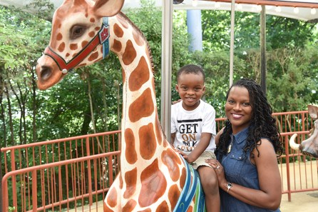 Visit the Zoo during Zoo Fun Days to take advantage of discounted admission. (Birmingham Zoo)