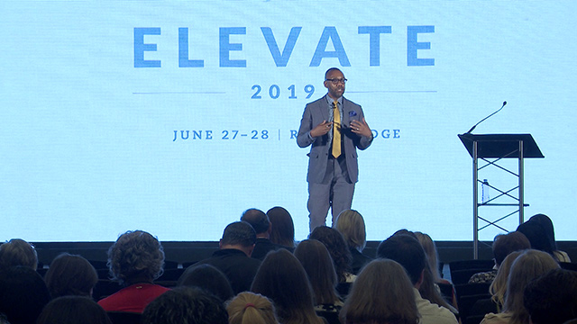 Elevate conference hones in on common theme of collaboration with workshops, guest speakers