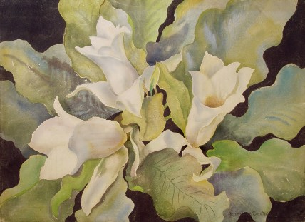 Genevieve McClure Southerland, Southern Magnolias. (contributed)