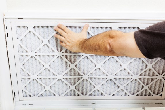 Make sure filters are clean for an efficient performance from your AC. (Getty Images)