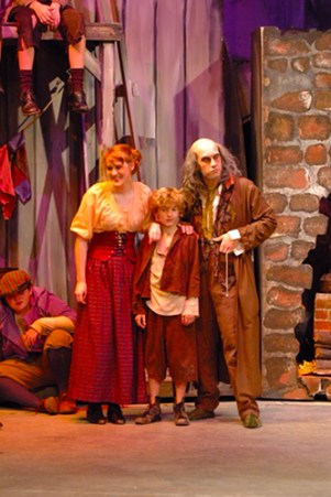 """The musical is based on Charles Dickens' novel """"Oliver Twist."""" (contributed)"""