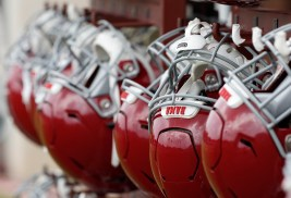 The kickoff nears for the 2019 Alabama Crimson Tide. (Kent Gidley/University of Alabama Athletics)