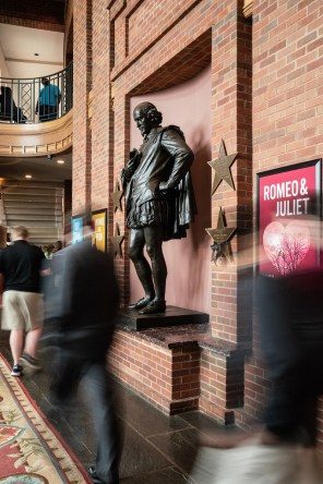 The Alabama Shakespeare Festival has been bringing Alabama students together with professional theater for decades. (Alabama Power Foundation)