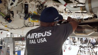 Airbus launches A220 production at Alabama facility