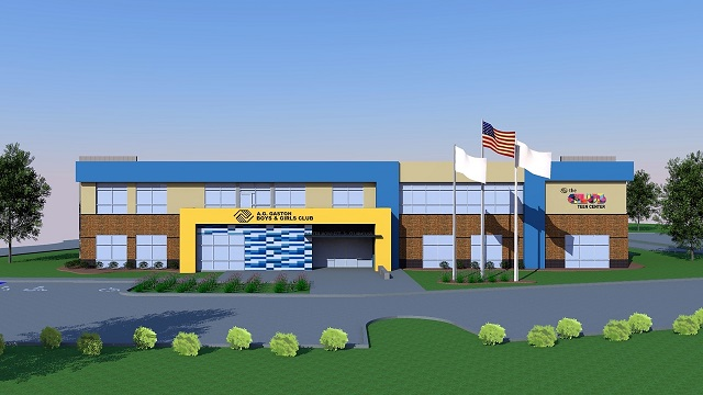 New clubhouse takes Birmingham's A.G. Gaston Boys & Girls Club to a whole new place