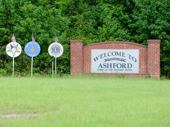 The city of Ashford is located 8 miles from Dothan. (Dennis Washington / Alabama NewsCenter)