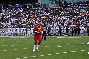 Jamarcus Ezell is one of two experienced quarterbacks on the Tuskegee squad this year. (Tuskegee University Athletics)