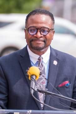 George T. French Jr. (Dennis Washington / Alabama NewsCenter)