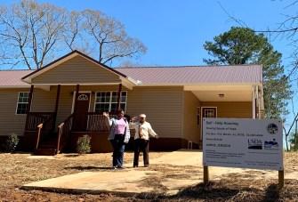 A Self-Help Housing unit in Marion. (CBF Alabama)