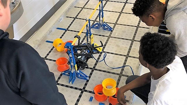 Robots and recess: Alabama elementary schools are cracking the code on STEM