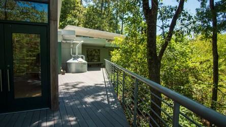 The Ruffner Mountain Nature Center (Dennis Washington / Alabama NewsCenter)