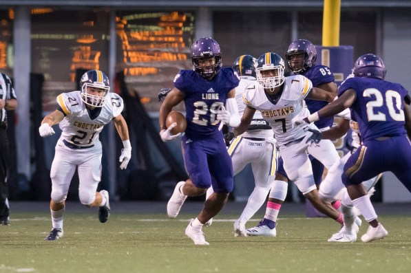 "K.J. Smith, a transfer from Georgia, brought ""a good vibe"" to the UNA defensive secondary and is ready to start his senior season, coach Chris Willis says. (University of North Alabama Athletics)"