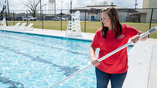 Ozark makes a splash with new community pool, commitment to swimming education for all its children