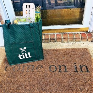 Till brings goodness from the farmers market to your door. (contributed)