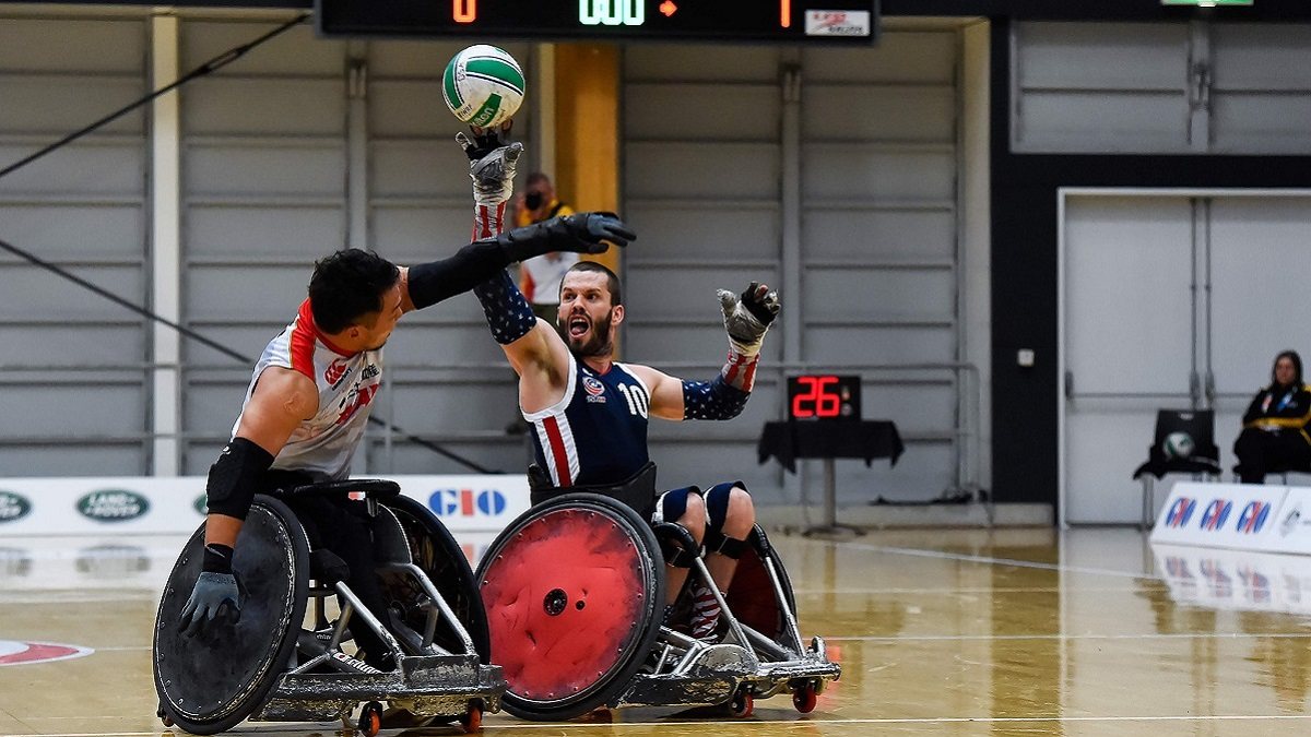 The World Games explained: Wheelchair Rugby