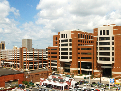 The University of Alabama at Birmingham (UAB) health system is the state's leading medical facility and clinical research institution. The hospital is one of the top-ranked health care facilities in the nation. (From Encyclopedia of Alabama, courtesy of The Birmingham News)