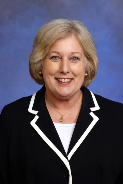 Astronaut Nancy Jan Davis was raised in Huntsville surrounded by its rocketry and aerospace facilities. She would go on to work as an aerospace engineer at Huntsville's Marshall Space Flight Center, serve on three space shuttle missions and work as an administrator at NASA in her long career. (From Encyclopedia of Alabama, photo courtesy of the University of Alabama in Huntsville)