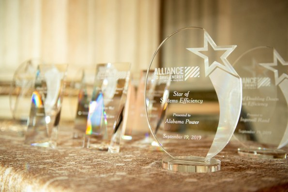 """Alabama Power won the """"Stars of Energy Effficiency Award"""" for its Smart Neighborhood in Hoover. (contributed)"""