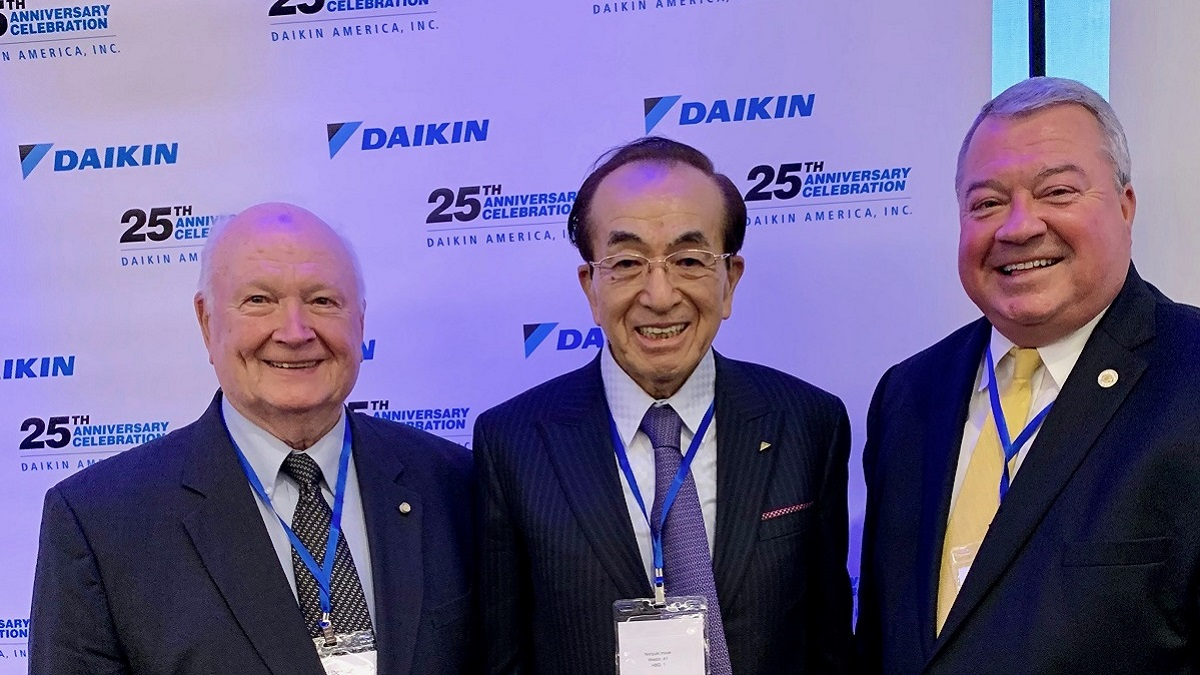 Daikin plans $195 million expansion at Decatur plant with 50 new jobs