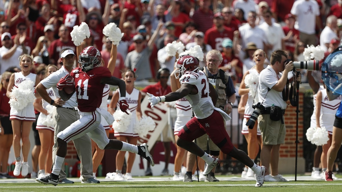 Football preview: Alabama begins SEC play at South Carolina, Auburn hosts Kent State
