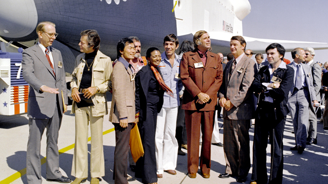 On this day in Alabama history: NASA unveiled space shuttle Enterprise