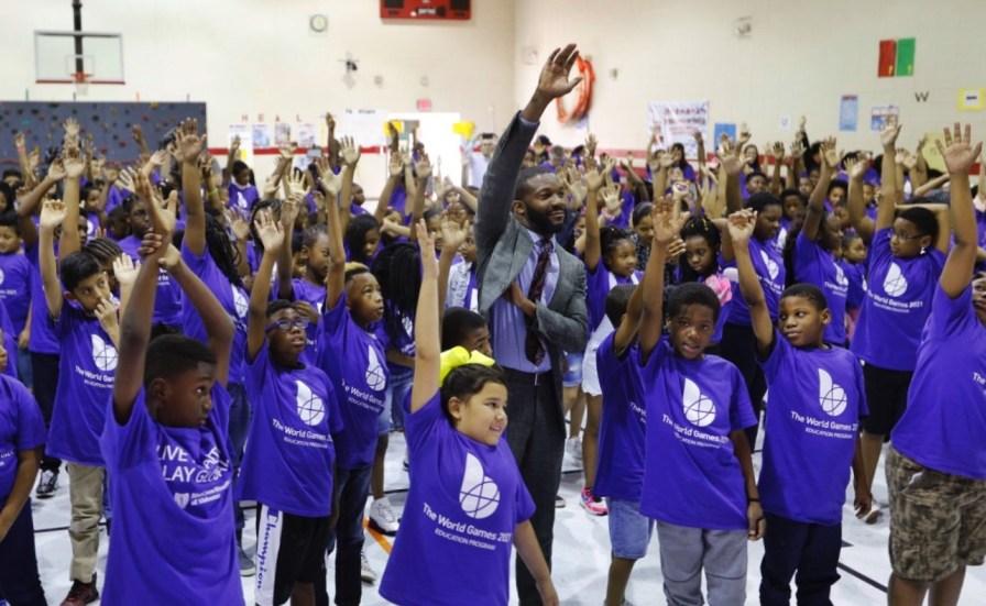 World Games 2021 kicks off Live Healthy, Play Global program in Birmingham - Alabama NewsCenter