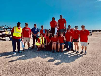 Alabama Power Service Organization volunteers this week are working on a variety of projects to benefit their communities. (contributed)