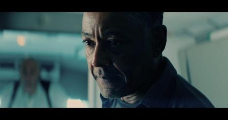 """Giancarlo Esposito, whose late mother was an opera singer and performer from Alabama, plays Volk in """"Line of Duty,"""" a movie shot in Birmingham. (contributed)"""
