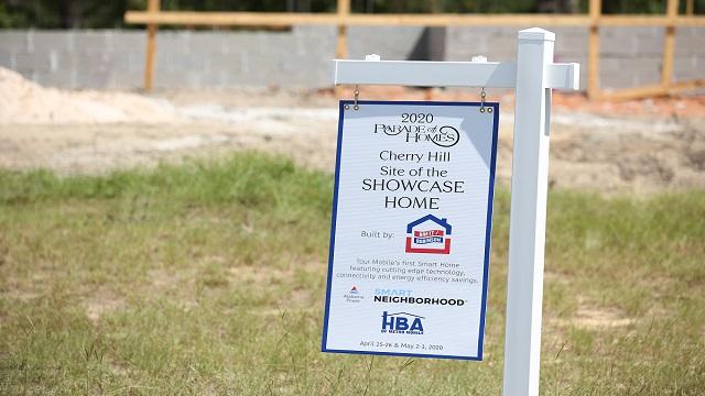 Alabama Power Smart Home construction begins in Mobile