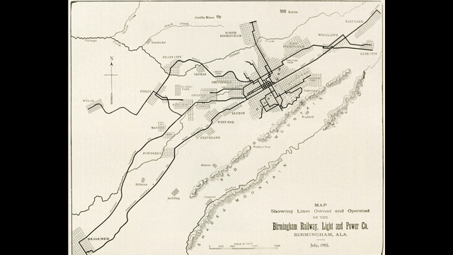 On this day in Alabama history: Electric streetcar service is born in Birmingham