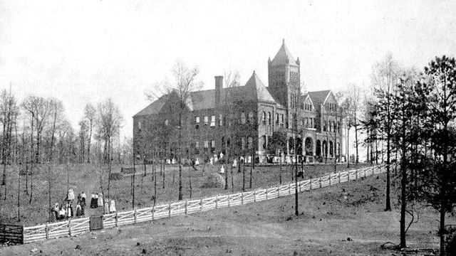 On this day in Alabama history: The Atheneum school opened in Birmingham
