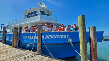 The Dauphin Island Sea Lab was created in 1971 to provide marine science programs for the state's colleges and universities. (contributed)