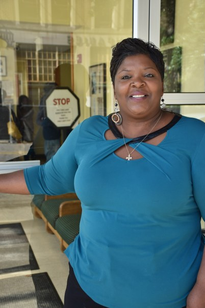 Sherry Webb is the director of Social Services at First Light Women's Shelter. (Dury Shamsi-Basha / Alabama NewsCenter)