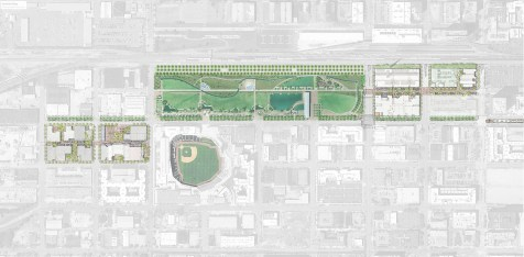 Orchestra Partners has joined forces with nationally renowned landscape architect Tom Leader to design a Parkside master plan to enhance walkability and connect the Parkside District to surrounding neighborhoods. (contributed)