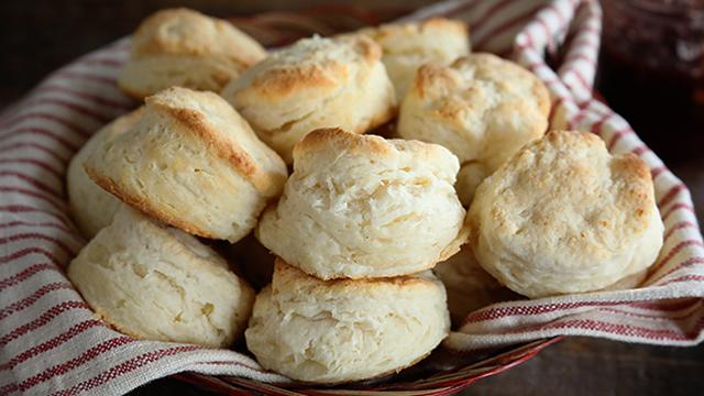 Recipe Easy Buttermilk Biscuits Alabama Newscenter