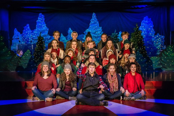 Conservatory students and local artists will perform and sing your favorite holiday tunes through Dec. 22. (Red Mountain Theatre)