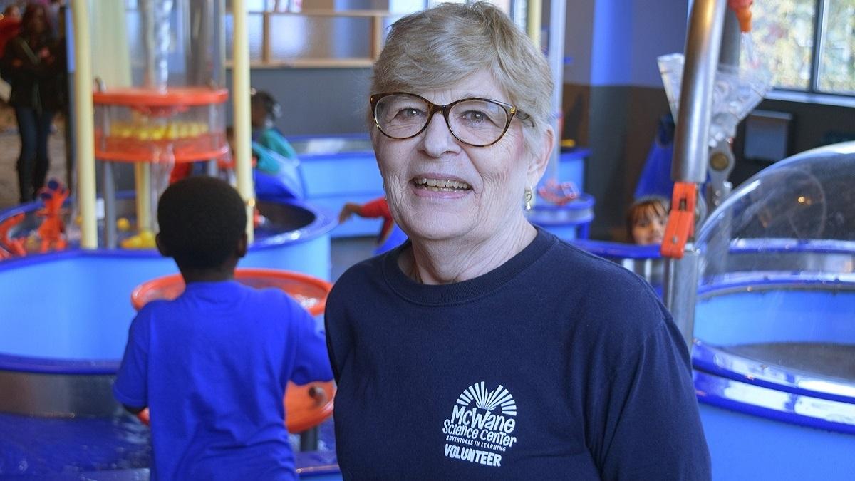 New species of fossil shark named for beloved Birmingham volunteer